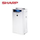 [SHARP 夏普]日本進口 14坪 自動除菌離子清淨機 KC-JH60T-W