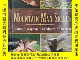 二手書博民逛書店Mountain罕見Man Skills: Hunting, T