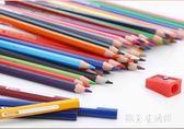 油性彩色鉛筆套裝手繪初學者美術用品tz6549【歐爸生活館】