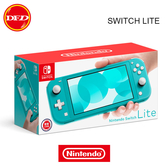現貨 Nintendo 任天堂 Switch LITE 掌上型遊戲機 藍綠色 台灣公司貨