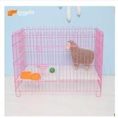 大號貓籠子寵物用品泰迪狗籠子寵物圍欄狗柵欄 寵物跑床跑籠