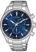 【分期0利率】星辰錶 CITIZEN 電波錶 藍寶石水晶鏡面 41.5mm 原廠公司貨 CB5020-87L 鈦金屬