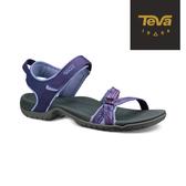 丹大戶外用品【TEVA】美國 女 Verra 多功能運動涼鞋 1006263SPMT 彩灰紫