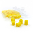 【台灣製USL遊思樂】多向連接方塊 專用配件 / 插梢(黃,100pcs) / 袋