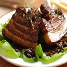 【日燦】古早味,傳統客家菜~梅干焢肉--185g/包