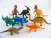 袋裝仿真恐龍玩具動物塑膠模型益智玩具男孩寶寶生日兒童禮物【快速出貨八折下殺】