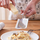 料理幫手不鏽鋼430磨泥匙(方)-生活工場