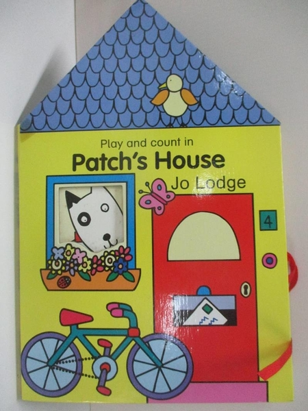 【書寶二手書T1/少年童書_DPN】Patch s House_Jo Lodge