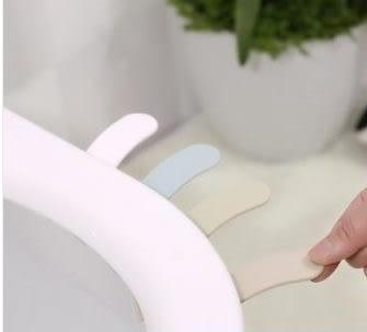 預購-簡約素色馬桶提蓋器 創意馬桶蓋手提器(一組二個)