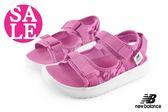 New Balance 童涼鞋 輕量 運動型涼鞋 中大童 迷彩粉 零碼出清  N8539#粉紅◆OSOME奧森童鞋_pic