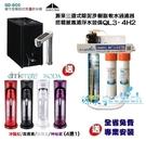 GD-800觸控式三溫飲水機搭載源泉三道...
