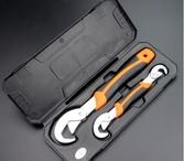 多功能萬用雙頭活口汽車維修家工具扳手套裝水管龍頭更換鉗扳子YXS 韓小姐的衣櫥