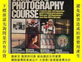 二手書博民逛書店簽名本罕見Complete Photography Course