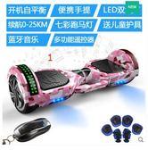 雷龍手提兩輪電動平衡車兒童成人雙輪智能遙控體感代步漂移扭扭車2