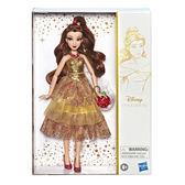 《 Disney 迪士尼 》迪士尼公主華麗系列 - 貝兒公主╭★ JOYBUS玩具百貨