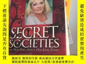 二手書博民逛書店Secret罕見Societies: And How They