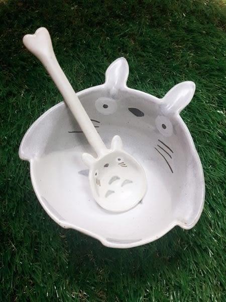 日本龍貓豆豆龍陶碗碗湯碗061403通販屋