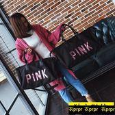 韓版大容量鞋位輕便旅行袋防水健身包潮