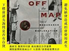 二手書博民逛書店英文原版罕見OFF the MAP Tales of ENDUR