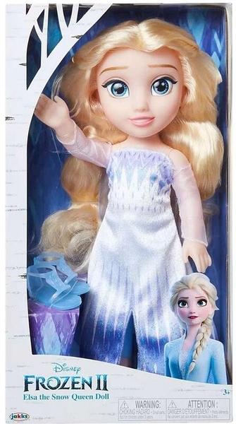 迪士尼 冰雪奇緣2 Frozen 2 覺醒造型 艾莎 娃娃