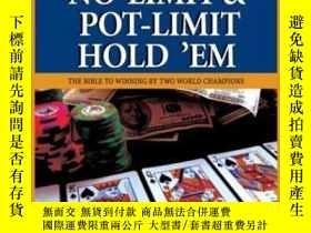 二手書博民逛書店Championship罕見No-limit And Pot Limit Hold emY255562 Clo