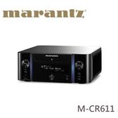 【福利品+24期0利率】Marantz 馬蘭士 M-CR611 網路CD收音擴大機 藍牙+Wi-Fi無線 MCR611
