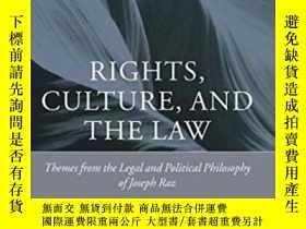 二手書博民逛書店Rights,罕見Culture, And The LawY256260 Meyer, Lukas H.; P