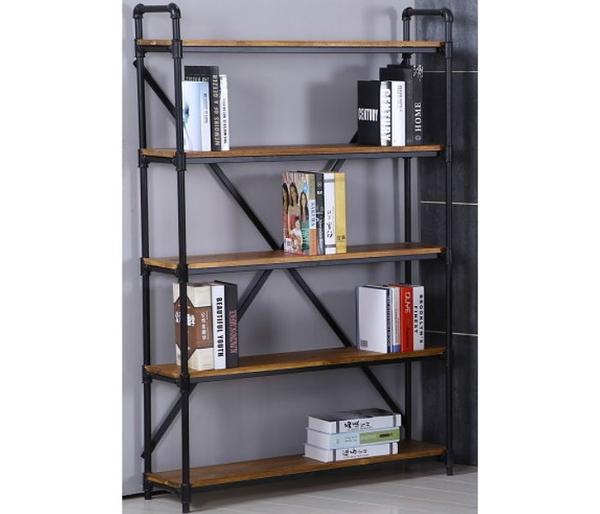 書櫃 SB-809-1 蓋爾3.3尺水管開放書架 【大眾家居舘】