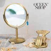 Queen Shop【07050138】大理石花紋單鑽手鍊 兩色售*預購*
