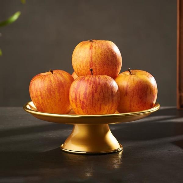 微雕八吉祥果盤 合金供佛果盤水果盤果碟 財神菩薩