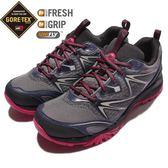 Merrell 戶外鞋 Capra Bolt Gore-Tex 運動鞋 防水 越野 慢跑 灰 紫 桃紅 女鞋【PUMP306】 ML35956