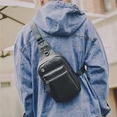 胸包男韓版男士休閒單肩包學生背包跨包男包包新款潮小斜挎包