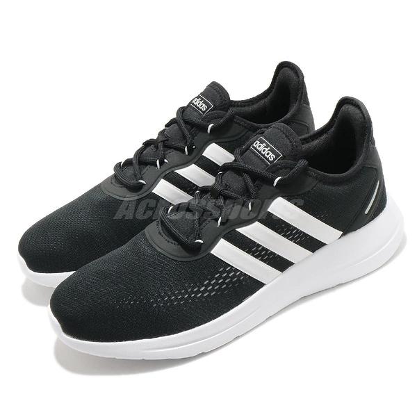 adidas 休閒鞋 Lite Racer RBN 2.0 黑 白 男鞋 基本款 運動鞋 【ACS】 FW3246