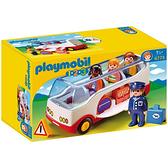 playmobil 123series 小巴士_ PM06773
