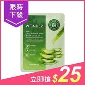 TONYMOLY 蘆薈保濕面膜(單片20g)【小三美日】原價$29