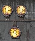 美術燈  美式工業風複古創意餐廳LED戶...