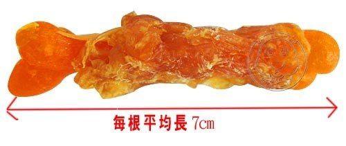 【培菓平價寵物網】愛情貴族》 雞肉胡蘿蔔潔牙骨‧100g(打牙祭時間)