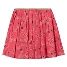 【英國 I Love Gorgeous】短裙 - 甜美星星圖騰縐褶短裙