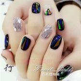 平面美甲假指甲 甲片集合 新娘假指甲貼片 成品甲貼 果果輕時尚