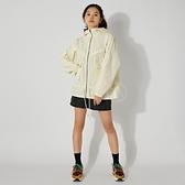 Nike AS W NSW Icon Clash JKT 女 鵝黃 運動 休閒 連帽外套 CZ9329-113