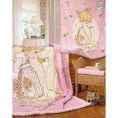 【1929居家生活館】PM B08天使之愛日本原裝進口雙人毛毯(粉)
