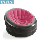INTEX《星球椅》充氣沙發椅 /單人座沙發/懶骨頭-桃紅(68582)