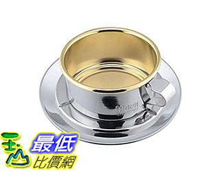 [東京直購] Aoyoshi Seisakusyo 青芳製作所 18-8不鏽鋼咖啡濾杯 012778日本製 304不鏽鋼 一人份