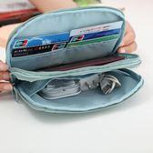 證件包 護照機票收納包旅游用品出國旅行裝備多功能證件卡包戶口本夾套 魔法空間