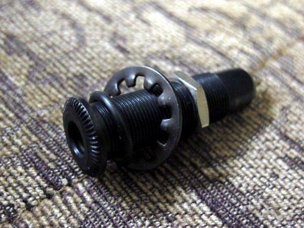 ☆唐尼樂器︵☆ TM Parts OJ-2 6.3mm 電吉他 Bass 電貝斯 柱狀 管狀 導線插孔