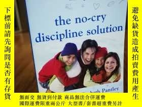 二手書博民逛書店The罕見No-Cry Discipline Solution:
