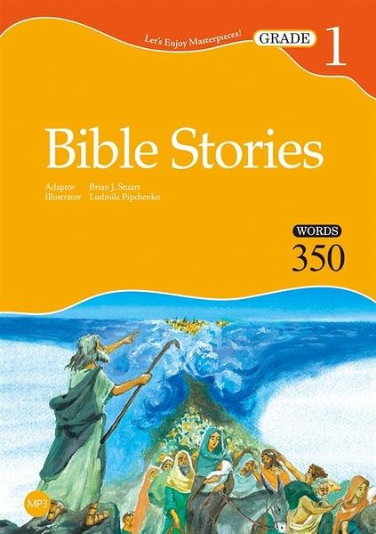 Bible Stories【Grade 1】(2nd Ed.)(25K+1MP3)