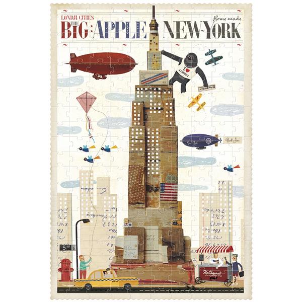 西班牙Londji 紐約帝國大廈-進階景點拼圖