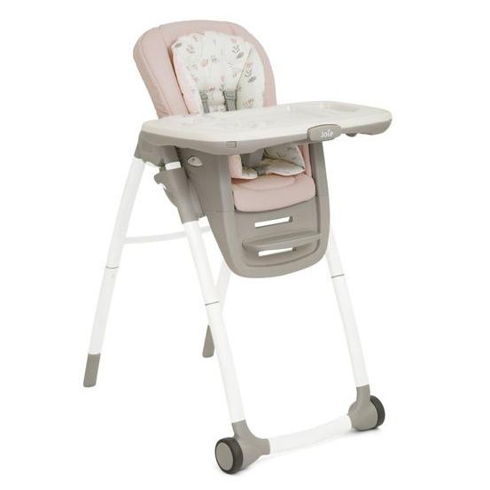 Joie multiply 6in1 成長型多用途餐椅(粉紅)JBE81800P[衛立兒生活館]