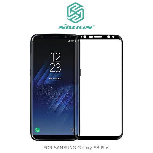 摩比小兔~NILLKIN SAMSUNG Galaxy S8 Plus 3D CP+ MAX 滿版防爆鋼化玻璃貼 9H 鋼化
